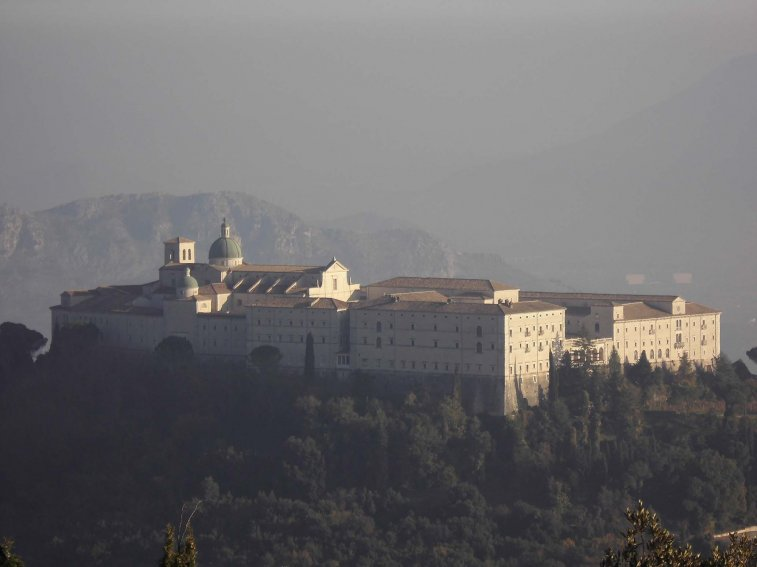 ... nach Montecassino