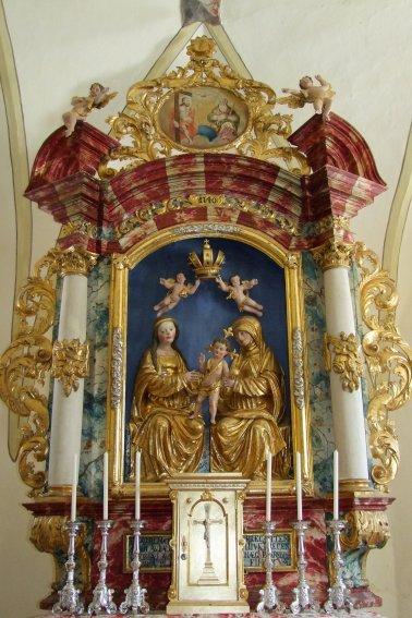 Von Obermillstatt nach St. Anna