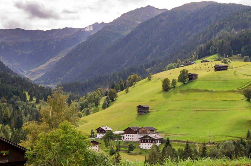 Bergpilgern Osttirol-Südtirol-Kärnten